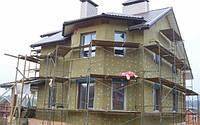 Утепление фасадов минеральная вата