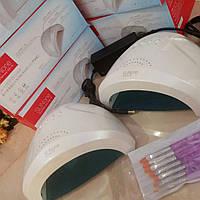 LED-УФ Лампа для наращивания ногтей 48вт Новинка!