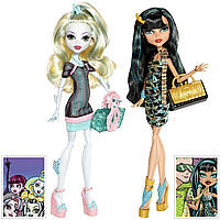 Monster High Scaris Lagoona Blue & Cleo De Nile (Скариж город страхов), фото 1
