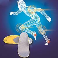 Ортопедические стельки р. 40-46 для повседневной носки и для занятий спортом.