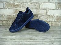 Кроссовки мужские Adidas Stan Smith 30113 темно-синие, фото 1