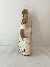 Туфли женские  летние CANOA, фото 3
