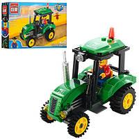 Конструктор Трактор Brick (1102)