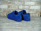 Кроссовки мужские Adidas Superstar Paris 30125 синие, фото 3