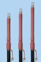 Кінцеві муфти внутрішньої і зовнішньої установки для екранованих одножильних кабелів
