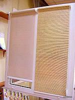 Роллеты для окон и дверей из тканей ШИКАТАН производство в Украине под заказ