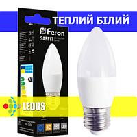 SAFFIT LED лампа LB-197 C37 230V 7W 700Lm E27 2700K