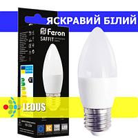 SAFFIT LED лампа LB-197 C37 230V 7W 720Lm E27 4000K