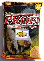 Прикормка для ловли рыбы PROFI, Лещ (Бетаин), 1кг