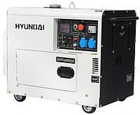Hyundai DHY 6000SE генератор дизельный (для дома)