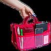 Органайзер для сумки ORGANIZE украинский аналог Bag in Bag (красный), фото 3