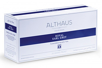 Чай Althaus GRAND PACK Royal Earl Grey (Ройал Эрл Грей) для чайников 20 х4гр