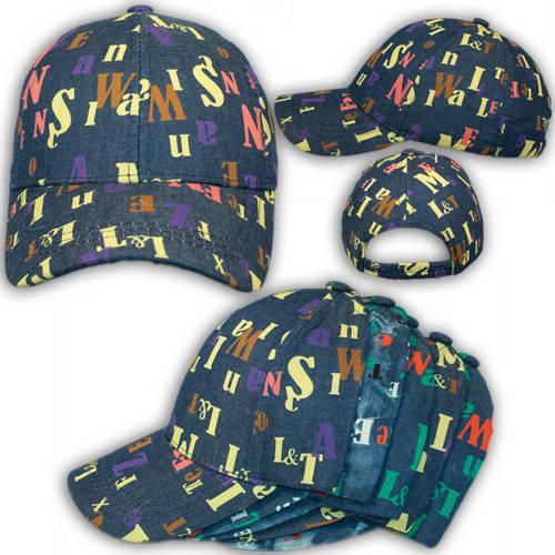 Детские кепки для девочек, S1701, р. 50