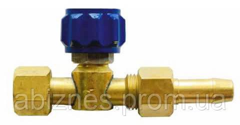 Вентиль кислорода (К) М14х1,5 Ф6 мм
