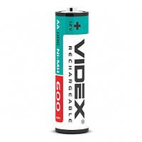 Аккумуляторы Videx HR6/AA 600mAh double blister/2pcs 20/200