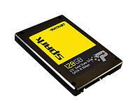 SSD 128Gb, Patriot Spark, SATA3, 2.5', TLC, 555/500 MB/s (PSK128GS25SSDR)