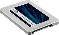 SSD 275Gb, Crucial MX300, SATA3, 2.5', TLC (3D V-NAND), 530/500 MB/s (CT275MX300SSD1)