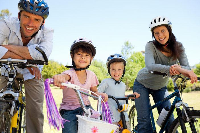 Весенние скидки велосипедов Giant, Fuji, Pride, Haibike, Schwinn + 15% на шлем