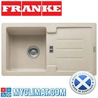 Franke Кухонная мойка FRANKE STG 614-78 (сахара)