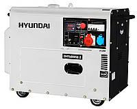 Hyundai DHY 6000SE-3 генератор дизельный (для дома)