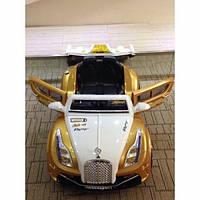 Детский электромобиль на пульте управления Rollce-Racer Gold 2289