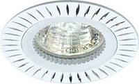 Встраиваемый светильник Feron GS-M394 белый 28342