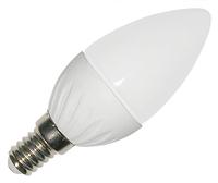 Led лампа Biom  6W C37 540Lm 4200K E14