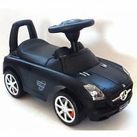 Машина для детей каталка толокар Z 332S-2 черный матовый