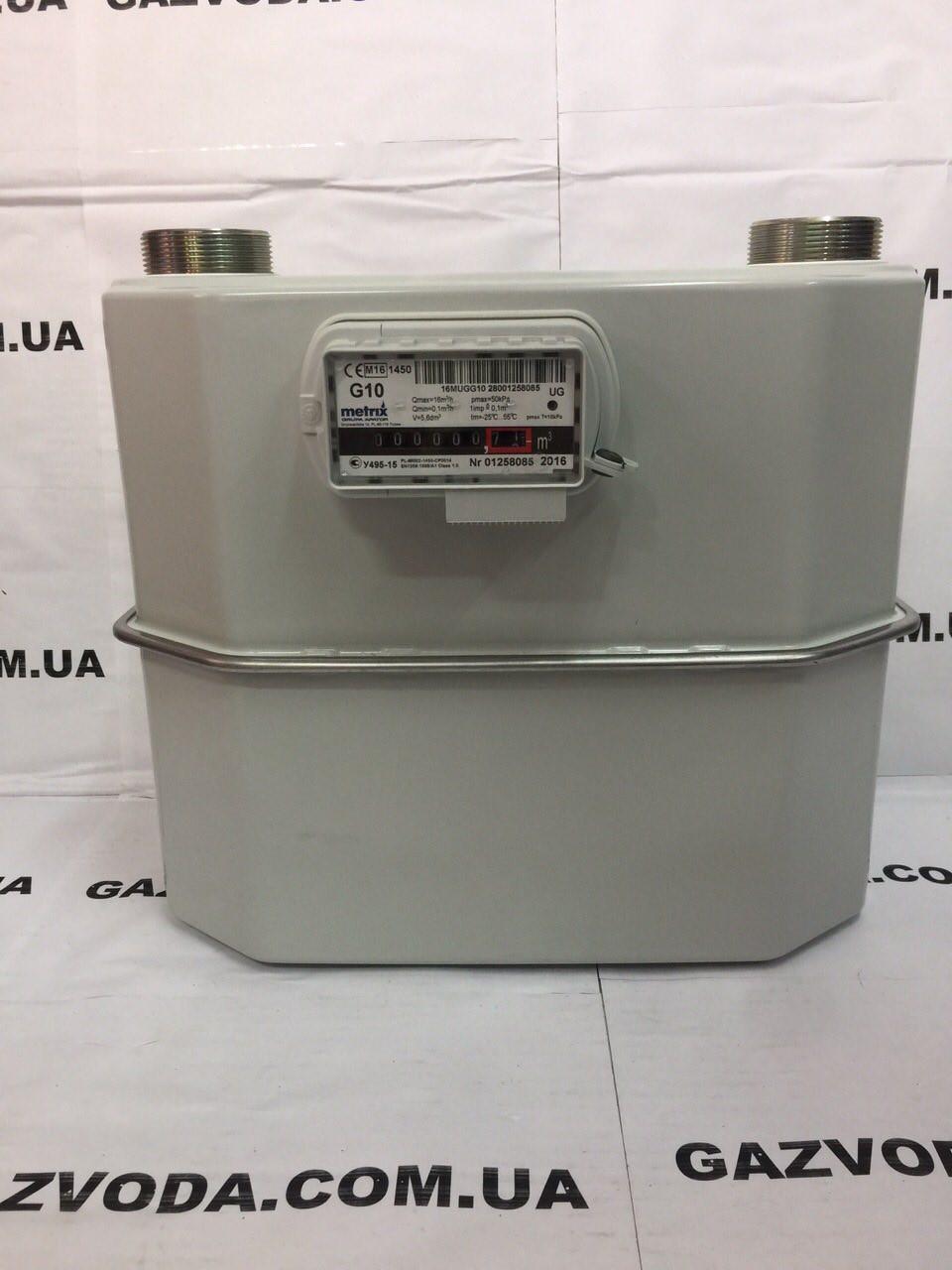 Счетчик газа Metrix G10