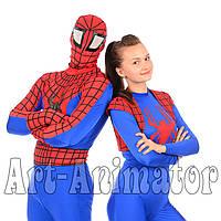 Супергерои Человек-Паук (Спайдермен) и Девушка-Паук на детский праздник!