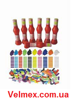 Ручной пускатель конфетти BiG 2330 -30cm champangue