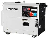 Hyundai DHY 8000SE-3 генератор дизельный (для дома)
