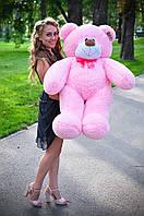 """Плюшевый Мишка """"Бублик (120см)"""" Розовый"""