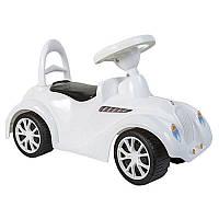 Машинка-каталка «Ретро» 900 Орион, белый