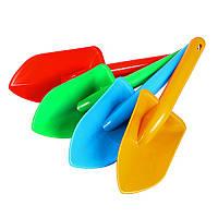 Детский пластиковый совок большой №2  726 Орион
