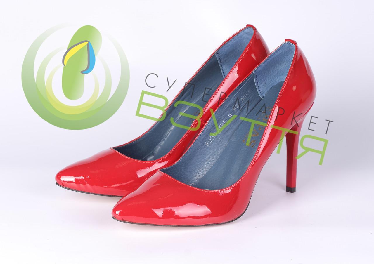 Туфли -лодочки Topas .Арт 5050 кр 36  размер