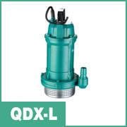 Погружные дренажные насосы серии QDX-L