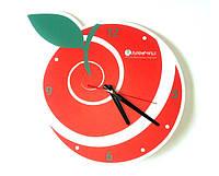 Дизайнерские часы в корпоративном стиле