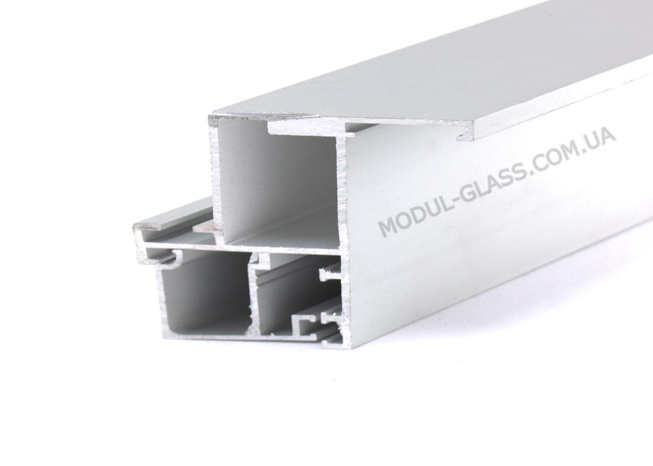 Коробка для стеклянной двери