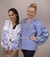 Сорочка вишита жіноча.Вишиванка жіноча МВ-04