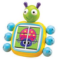 Детская музыкальная игрушка Tomy Жучок-пазл (T71511)