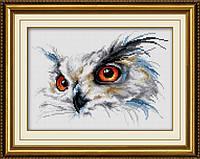Алмазная живопись Lasko Филин (TT028) 34,5 х 24,5 см
