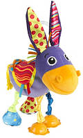 Развивающая игрушка-подвеска Ослик Lamaze (LC27574)
