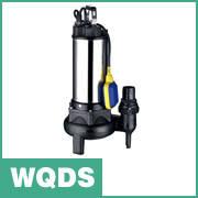 WQDS-CB канализационные насосы с режущим колесом