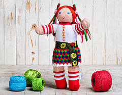 Лялька Ганнуся Фрея