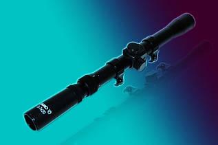 Прицел оптический Gamo 3-7х20 с креплением 11 мм