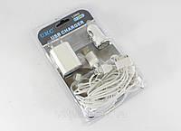 Универсальный портативный адаптер Mobi charger MX-C12 12 12in1 Long (Блистер,белый) зарядное устройство