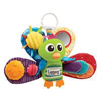 Развивающая игрушка-подвеска Павлин Lamaze (LC27013)