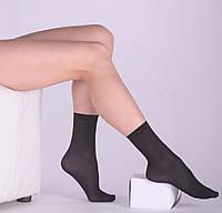 Носок женские рубчик 60 ден оптом