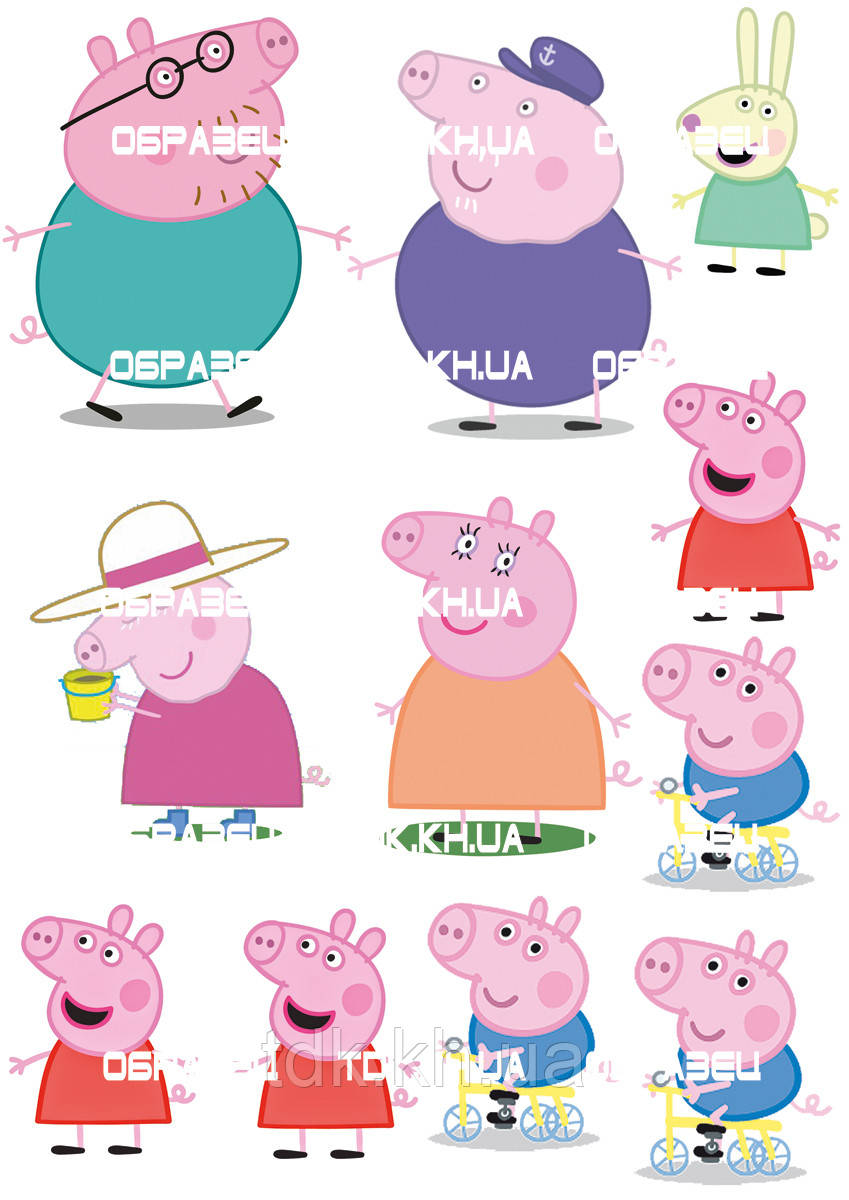 Свинка Пеппа 004
